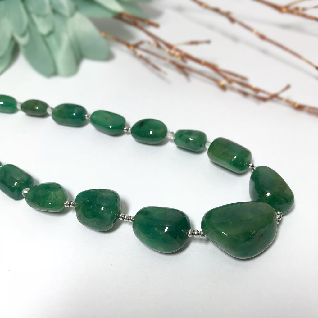 Evergreen Necklace - VUN115