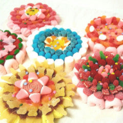 Tarta mini chuches