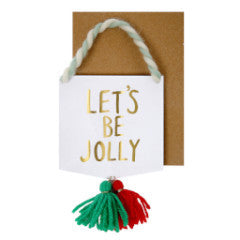 christmas let´s be jolly