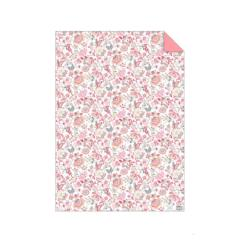 papel regalo flores liberty