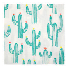 Servilletas lunch Cactus - 20uds