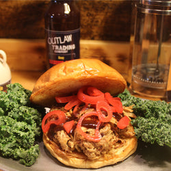 Pulled Pork Sandwich Special (Friday)