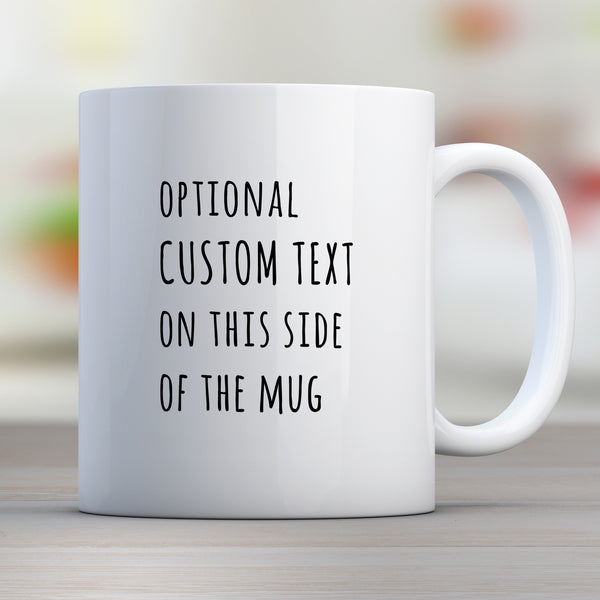 Personalized Mug - Caution I'm Hot