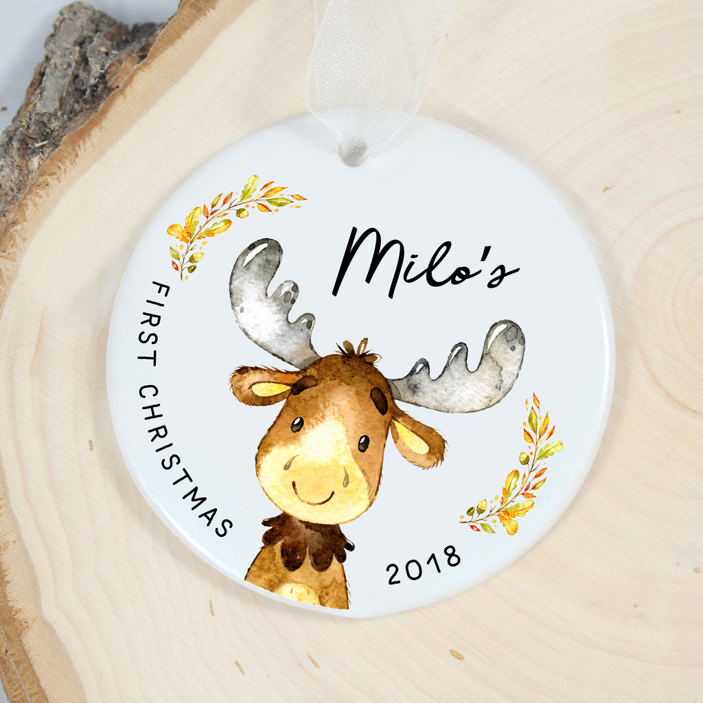 Baby First Christmas Ornament