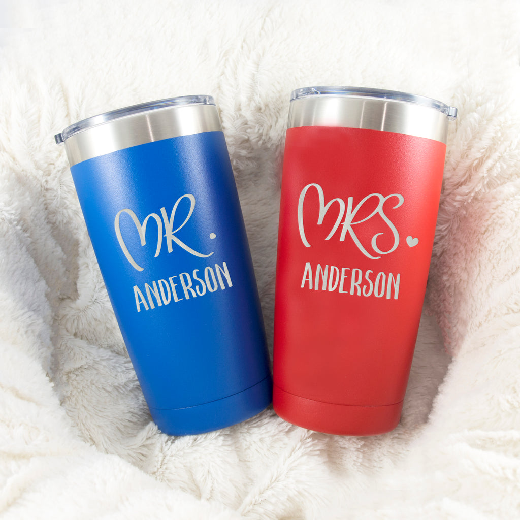Personalized Tumbler - The Perfect Tumbler