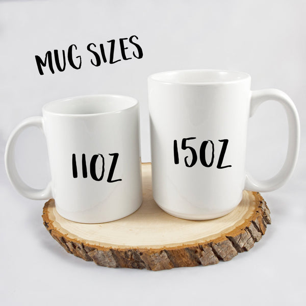 Personalized Mug - Custom Design