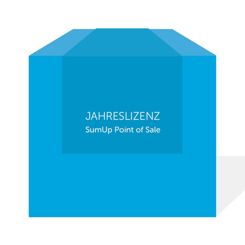 Jahreslizenz SumUp Point of Sale