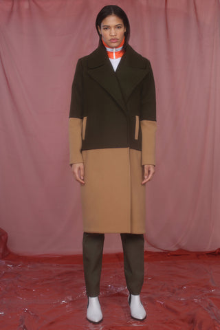 Cicely Lapel Coat