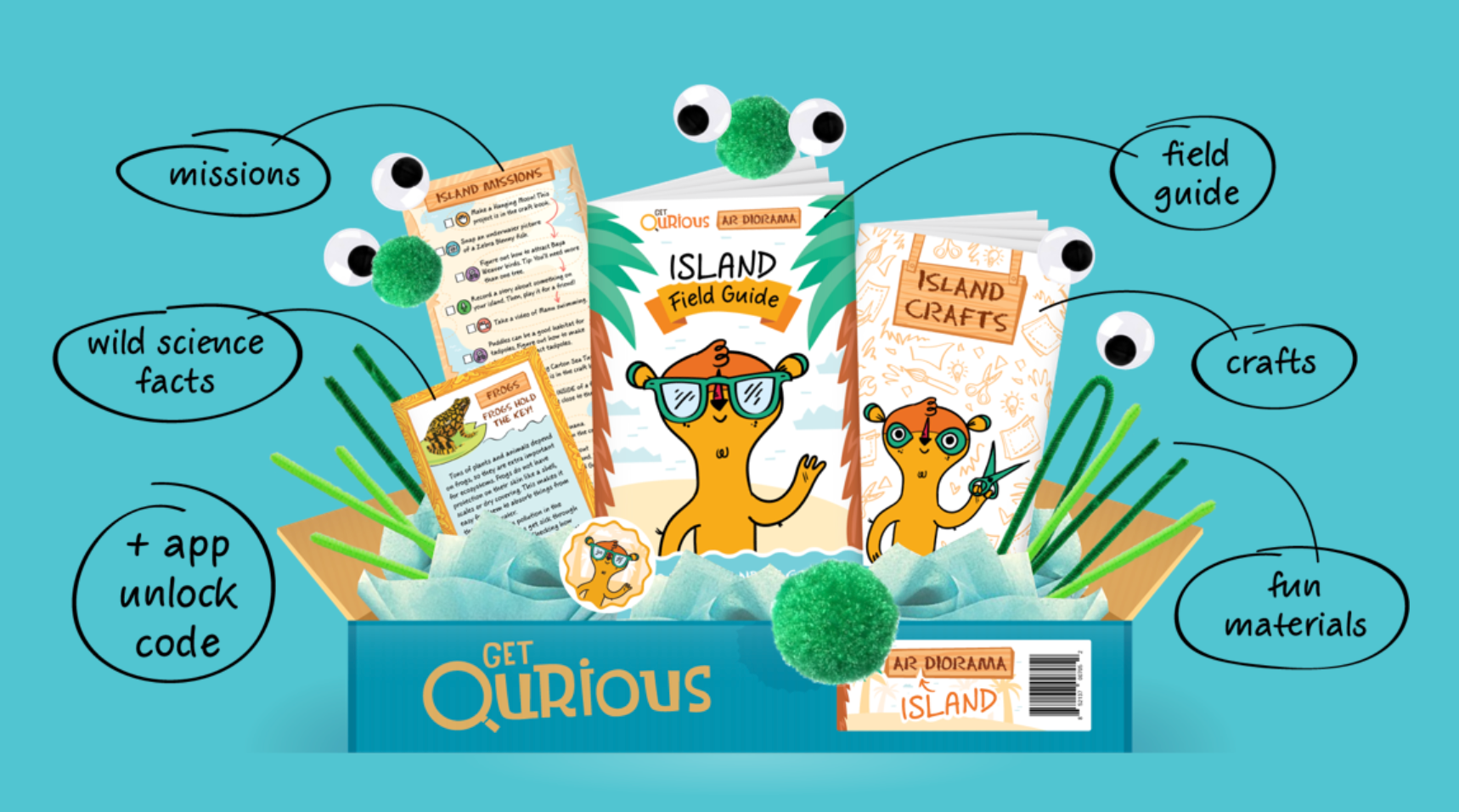 Shopify Subscription Box Launch: Get Qurious