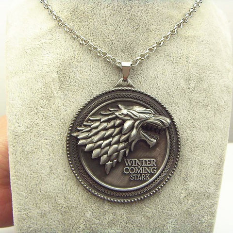 Necklace - GAME OF THRONES Family Crests Pendant Necklace