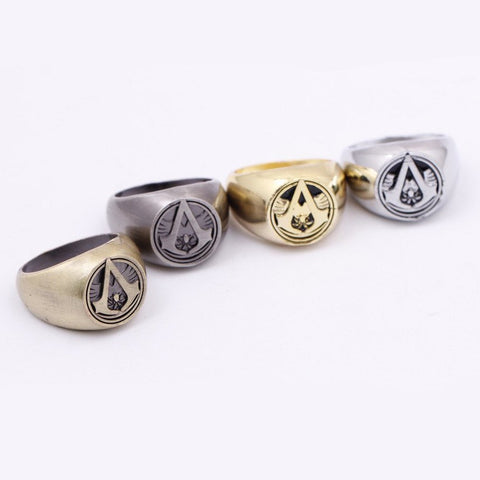 Ring - ASSASSIN'S CREED Assassin Emblem Ring