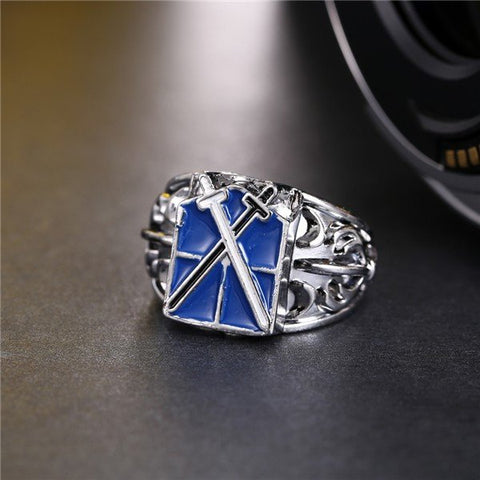 Ring - ATTACK ON TITANS Training Corps Emblem Ring