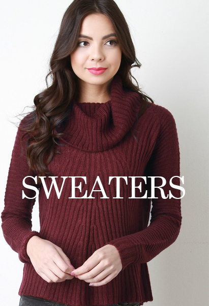 No.365 Apparel Sweater Collection