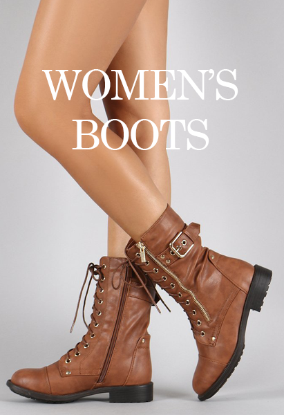 No.365 Apparel Women's Boot Collection