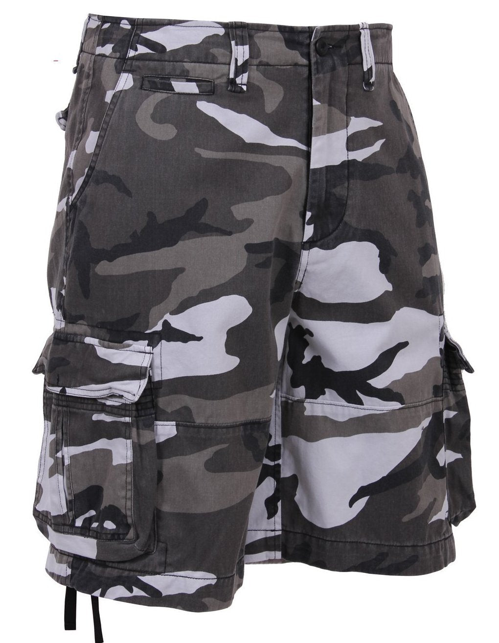 City Camo Cargo Shorts - №365 Outfitters