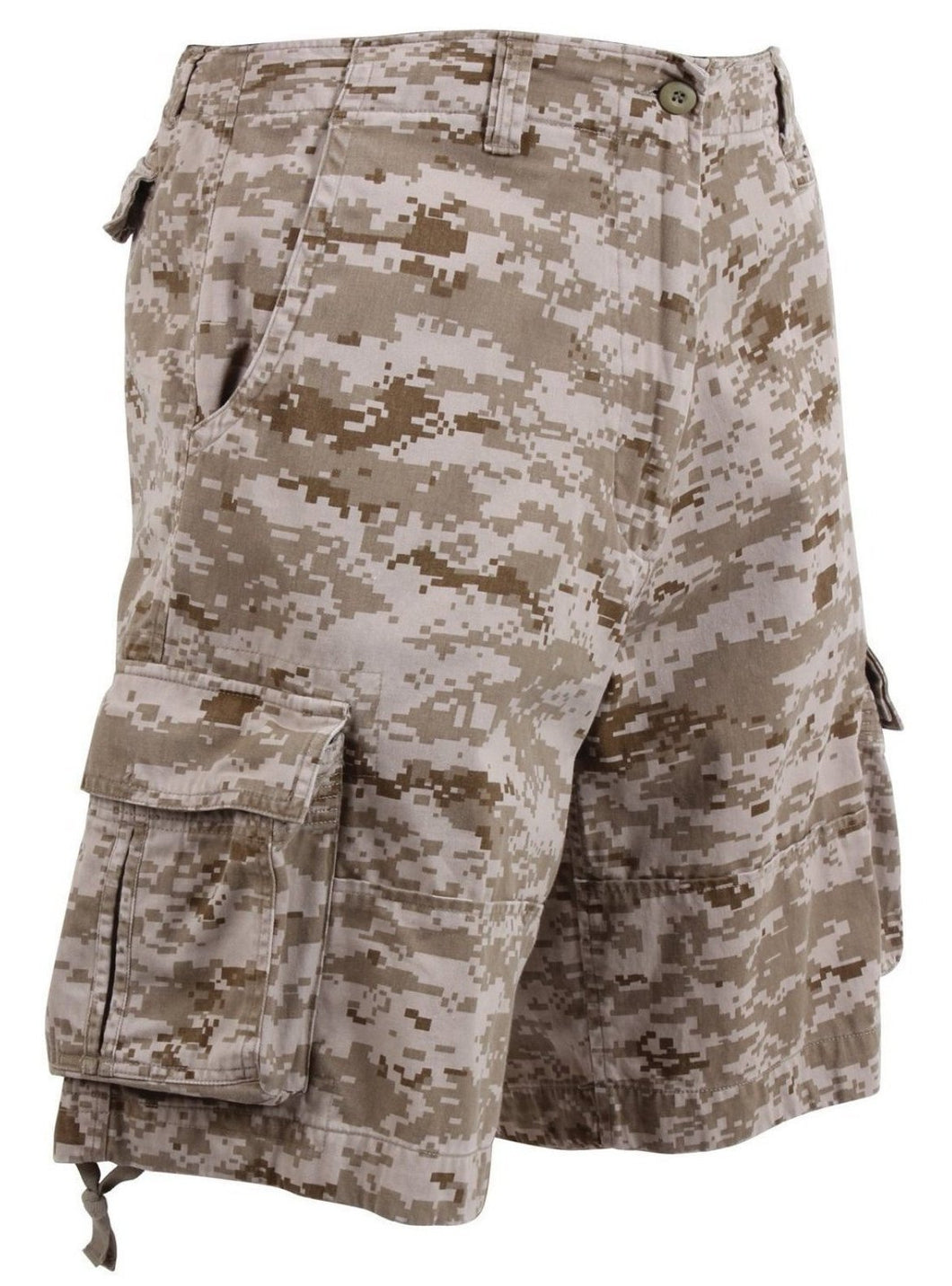 Desert Digital Camo Cargo Shorts - №365 Outfitters