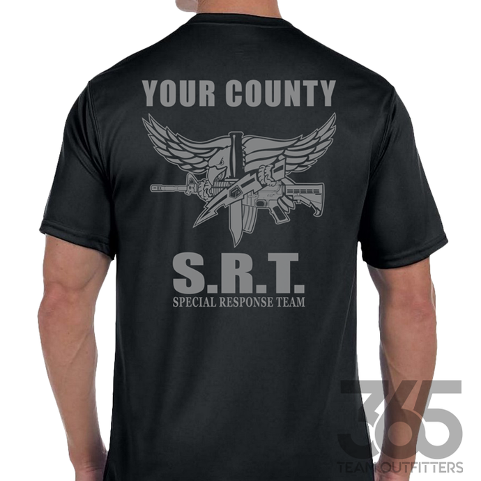 Tactical Team Moisture Wicking Shirt - №365 Outfitters