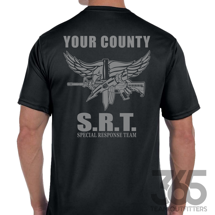 SWAT Operator Moisture Wicking T-Shirt - №365 Outfitters