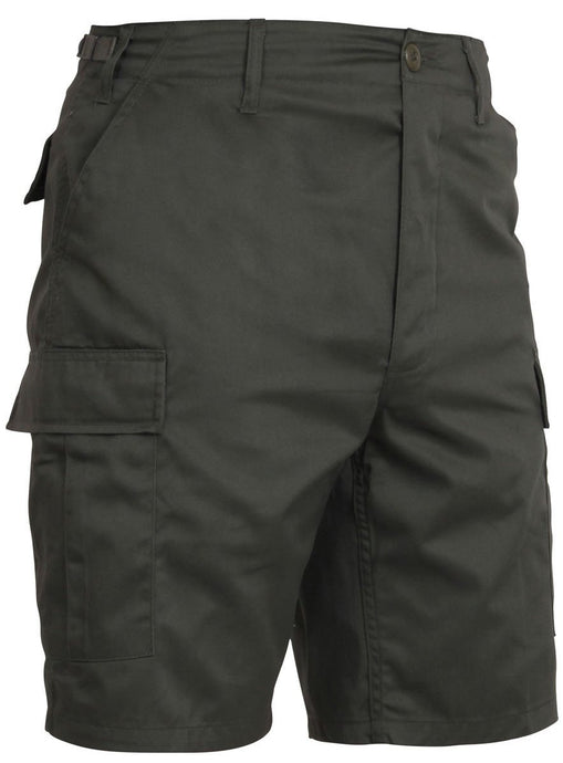 Olive Drab BDU Shorts - №365 Outfitters