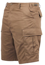 Coyote Brown BDU Shorts - №365 Outfitters
