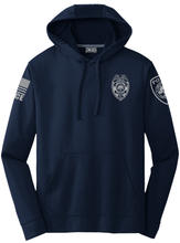 Ambler Borough Police Performance Hoodie - №365 Outfitters