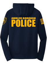 Ambler Borough Police Supervisor Performance Hoodie - №365 Outfitters