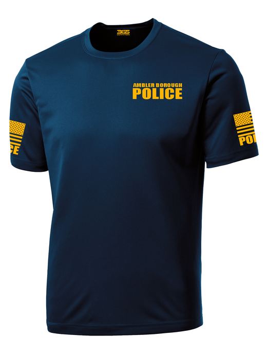 Ambler Borough Police Supervisor Performance Shirt - №365 Outfitters
