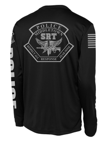 Middletown Ohio S.R.T. Long Sleeve Performance Shirt - №365 Outfitters