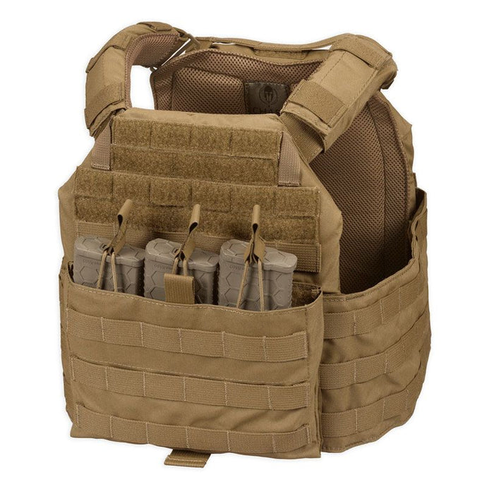 Chase Tactical Modular Enhanced Armor Plate Carrier (MEAC) Coyote