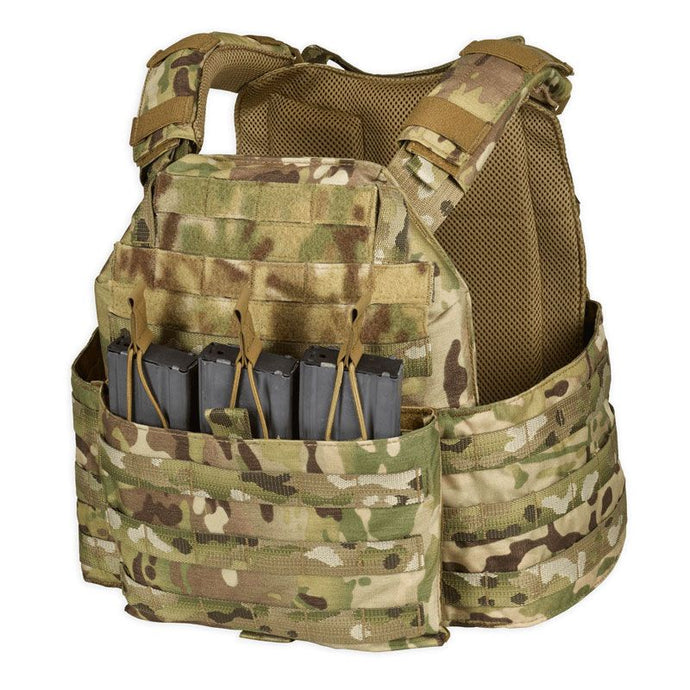 Chase Tactical Modular Enhanced Armor Plate Carrier (MEAC) MultiCam