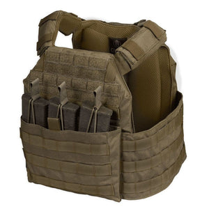 Chase Tactical Modular Enhanced Armor Plate Carrier (MEAC) Ranger Green