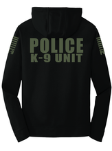 Cramerton Police K-9 Unit Hoodie - №365 Outfitters