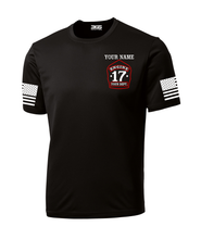 Firefighter Helmet Shield Performance Shirt - №365 Outfitters