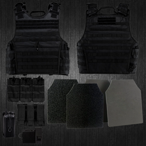 Level III Plate Carrier Package
