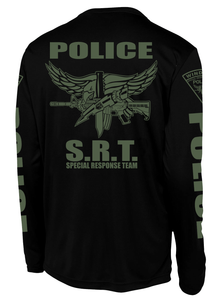 Windsor Police Special Response Team Long Sleeve Performance Shirt - №365 Outfitters