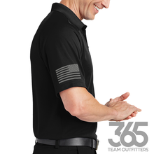 Roswell S.W.A.T. Performance Polo Shirt - №365 Outfitters