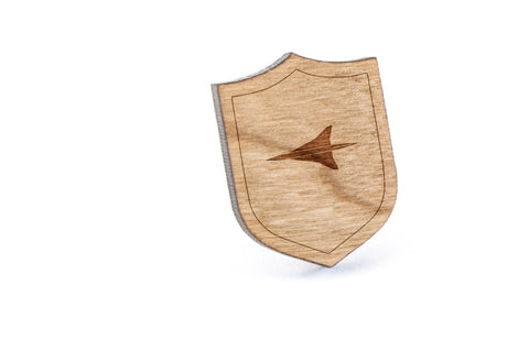 Air Force Wood Lapel Pin