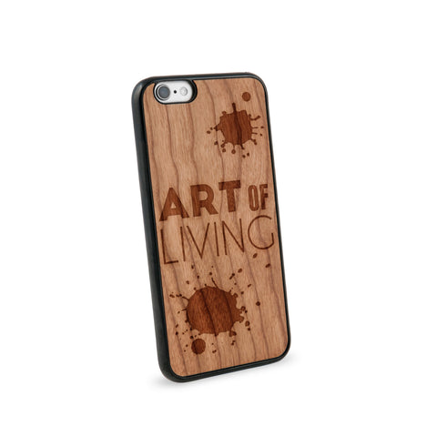 Art Of Living Natural Wooden iPhone 6 Case in American Cherry Wood
