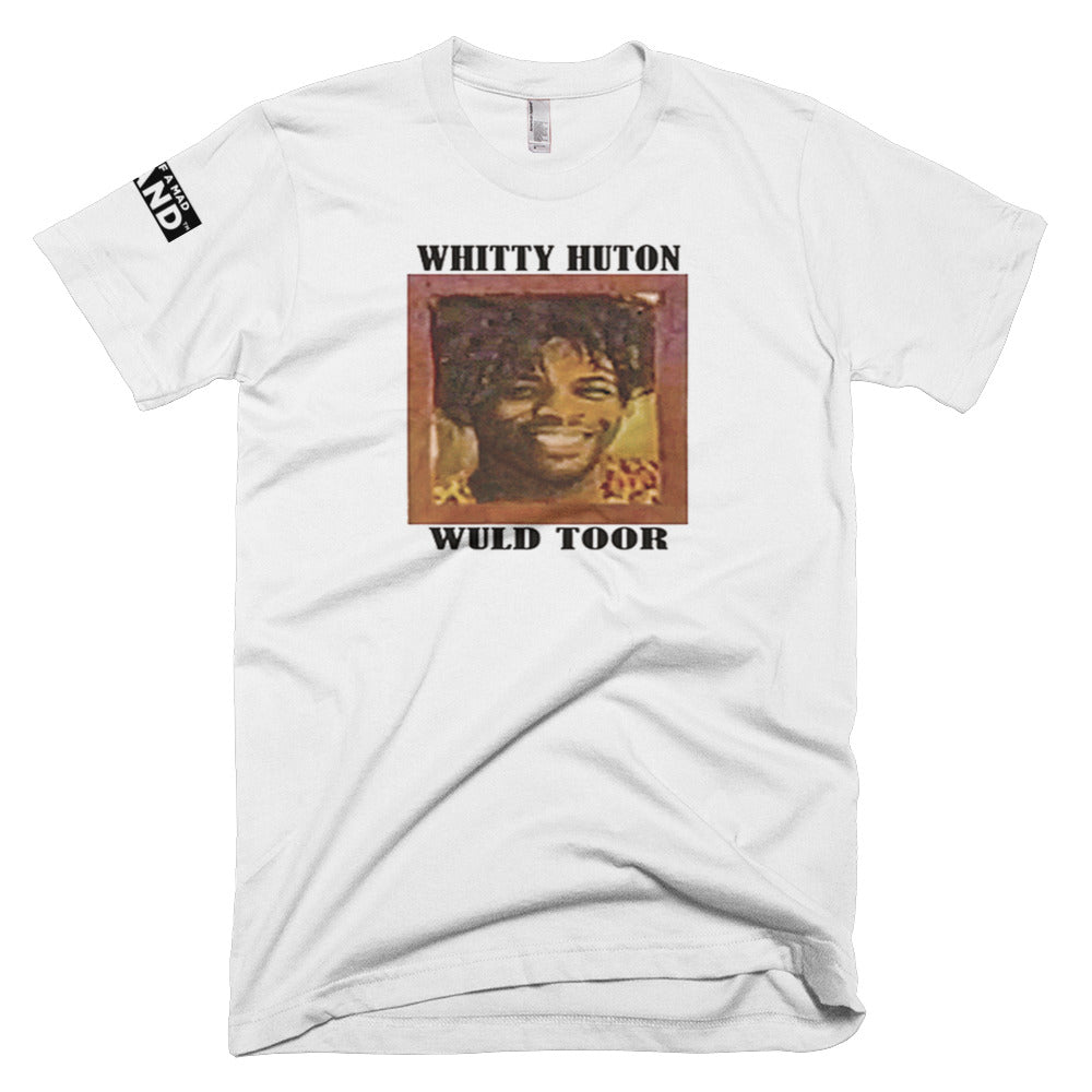 'WHITTY HUTON WULD TOOR' T-SHIRT