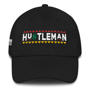 'HU$TLEMAN' DAD HAT