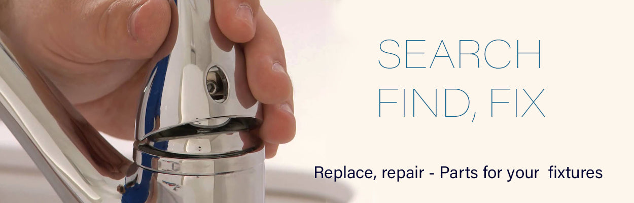 faucet replacement parts for repairs