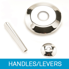 Replacement Handles and Levers for faucets