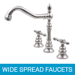 Novatto Wide-Spread Faucets
