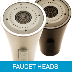 kitchen faucet replacement heads
