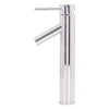 chrome Single Lever Vessel Faucet