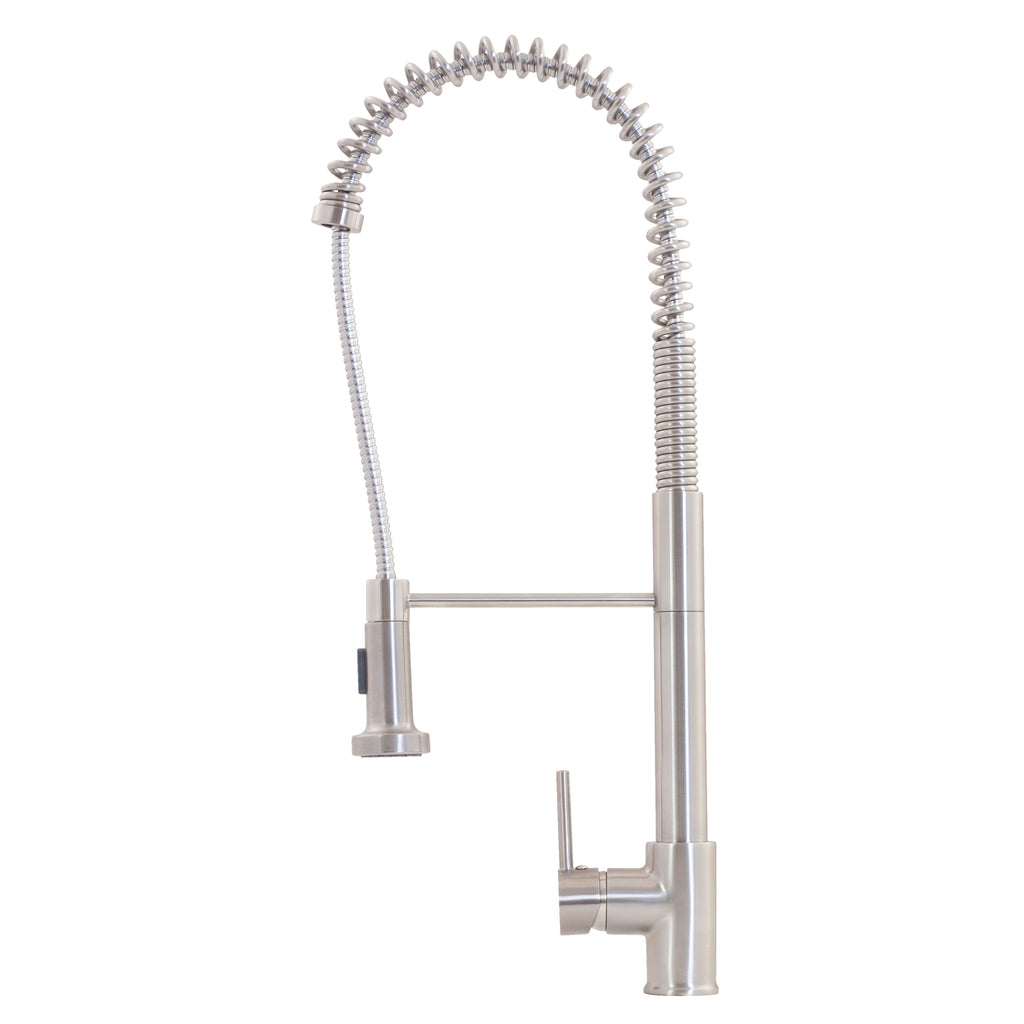 Dual Action Commercial Kitchen Faucet, NKF-H07