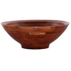 Natural Mahogany Vessel Sink, NWV-1301