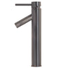 Single Lever Vessel Faucet in oil rubbed bronze