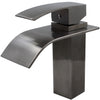 waterfall single hole lav faucet