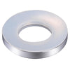 mounting ring spacers for vessel sinks